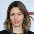 Sofia Coppola Hair - Medium Layered Cut