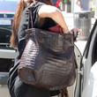 Sofia Vergara Handbags - Exotic Skin Tote