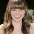 Sophia Bush Hair - Long Wavy Cut with Bangs