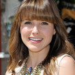 Sophia Bush Medium Wavy Cut with Bangs
