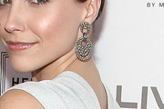 Sophia Bush Sterling Dangle Earrings