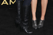 Leticia Cyrus Studded Boots