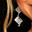 Stacy Keibler Jewelry - Dangling Crystal Earrings