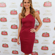 Stacy Keibler Clothes - One Shoulder Dress