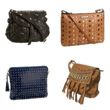 Studded Cross Body Bags