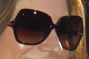 Susan Downey Butterfly Sunglasses