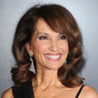 Susan Lucci Hair - Medium Wavy Cut