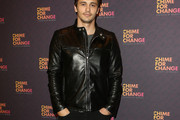 James Franco Leather Jacket