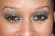 Tamera Mowry Jewel Tone Eyeshadow