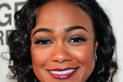 Tatyana Ali Medium Curls