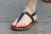 Taylor Swift Thong Sandals