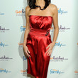 Teri Hatcher Clothes - Strapless Dress