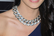 Tess Kartel Sterling Collar Necklace