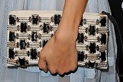 Thandie Newton Gemstone Inlaid Clutch