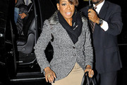 Tichina Arnold Tweed Jacket