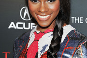 Tika Sumpter Loose Braid
