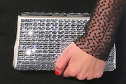 Ashley Benson Beaded Clutch