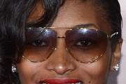 Toccara Jones Aviator Sunglasses