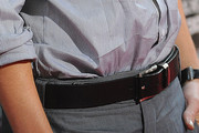 Tom Felton Leather Belt