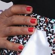 Tracee Ellis Ross Beauty - Red Nail Polish
