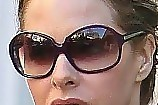 Trinny Woodall Butterfly Sunglasses