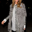 Trinny Woodall Clothes - Fur Coat