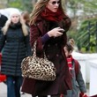 Trinny Woodall Clothes - Wool Coat