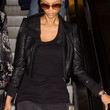 Tyra Banks Clothes - Leather Jacket