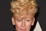 Tilda Swinton Messy Cut