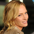 Uma Thurman Hair - Long Braided Hairstyle