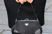 Valerie Bertinelli Leather Purse