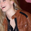 Vanessa Hessler Leather Jacket