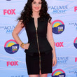 Vanessa Marano Little Black Dress