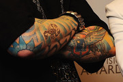 Vanilla Ice SleeveTattoo