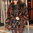 Victoria Beckham Clothes - Fur Coat
