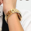 Victoria Beckham Gold Bracelet Watch