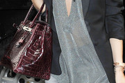 Victoria Beckham Patent Leather Tote