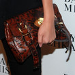 Victoria Justice Buckled Clutch