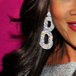Vivica A. Fox Jewelry - Dangling Diamond Earrings