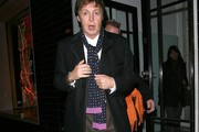 Paul McCartney Wool Scarf
