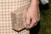 Jena Malone Box Clutch