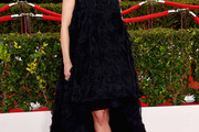 Rosamund Pike Fishtail Dress