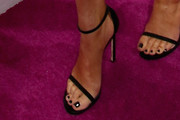 Maria Menounos Strappy Sandals