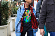 Willow Smith Denim Jacket