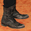 Wilmer Valderrama Shoes - Lace Up Boots