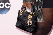 Star Jones Quilted Purse