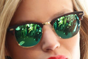 Georgia May Jagger Wayfarer Sunglasses