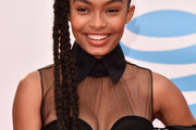 Yara Shahidi Long Hairstyles