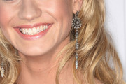 Yvonne Strahovski Sterling Dangle Earrings