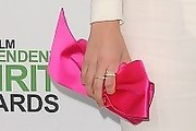 Ahna O'Reilly Satin Clutch
